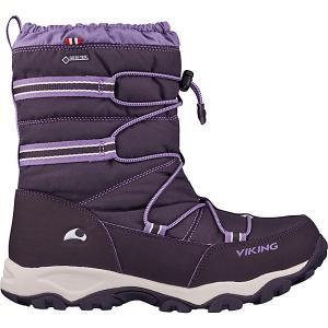 Сапоги Viking Tofte GTX. Цвет: фиолетовый