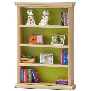 Набор мебели для домика  Смоланд Книжный шкаф Lundby. Цвет: разноцветный