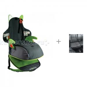 Бустер  BosstApak рюкзак и чехол под детское кресло малый АвтоБра Trunki