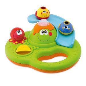 Игрушка для купания Остров пузырьков Chicco