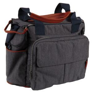 Сумка для коляски  Dual Bag, цвет: Indigo Denim Inglesina