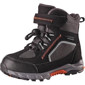 Утепленные ботинки LASSIE Carlisle tec. Цвет: черный