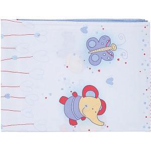 Комплект постельного белья  Ласковое лето голубой Soni Kids. Цвет: голубой