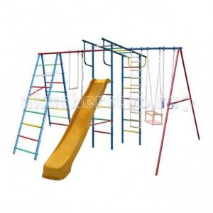 А+П Макси Детский спортивный комплекс с горкой Вертикаль