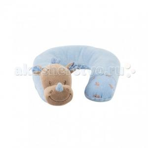 Подушка-подголовник Neck pillow Arthur&Louis Носорог Nattou