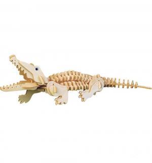 Сборная деревянная модель  Крокодил Educational Line
