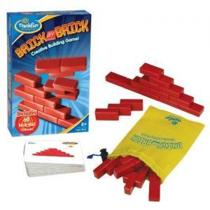 Игра-головоломка Кирпичики Brick by Thinkfun