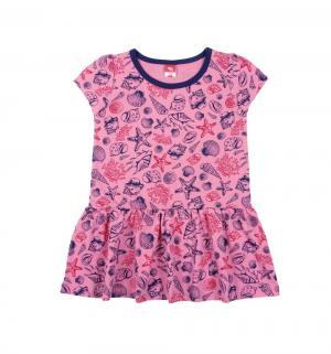 Платье , цвет: розовый Cherubino