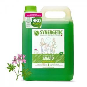 Мыло жидкое Луговые травы 5 л Synergetic