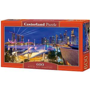 Пазл  Сингапур 600 деталей Castorland