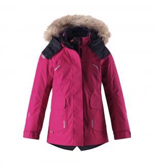 Куртка  Tec Sisarus, цвет: розовый Reima