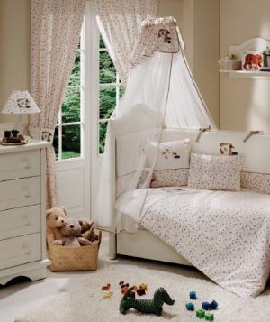 Комплект в кроватку  My Bear 120х60 (5 предметов) Funnababy