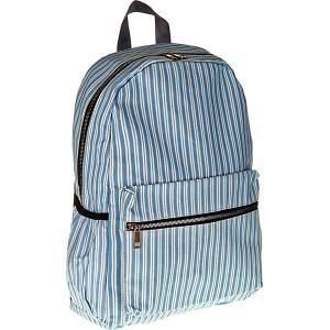 Рюкзак  Pattern 41х28х14 cм ArtSpace. Цвет: синий