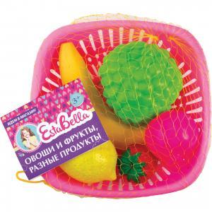 Набор Овощи и фрукты, EstaBella