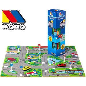 Игровой набор  Коврик с аксессуарами Molto. Цвет: разноцветный