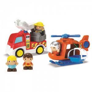Игровой набор Спасатели 911 (малый) Keenway