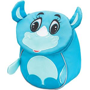 Рюкзак  Mini Animals Носорожек Belmil. Цвет: azurblau