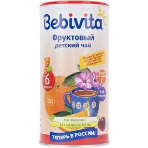 Чай  фруктовый, 200 г Bebivita