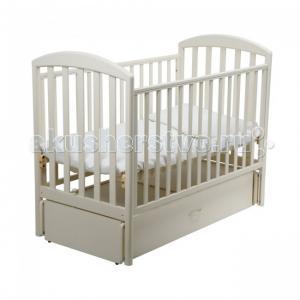 Детская кроватка  Джованни маятник 125х65 Papaloni