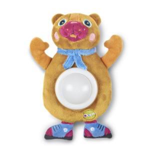 Мягкая игрушка-ночник Медвежонок Oops