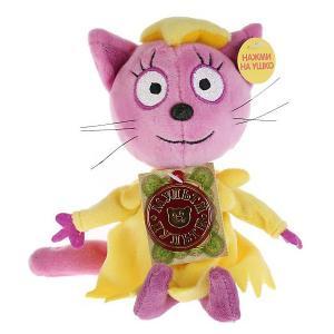 Мягкая игрушка Мульти-пульти Три кота Лапочка, 13 см. Цвет: grün/rot