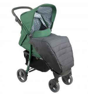 Прогулочная коляска  S-8, цвет: зеленый Corol