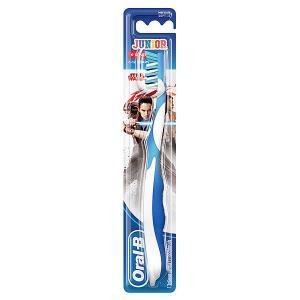 Зубная щётка  Junior с 6 лет, белый/синий Oral-B