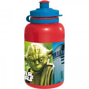 Бутылка пластиковая Звёздные войны 400 мл Новый Диск