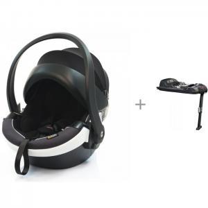 Автокресло  iZi Go Modular i-Size Midnight Black Melange с базой BeSafe