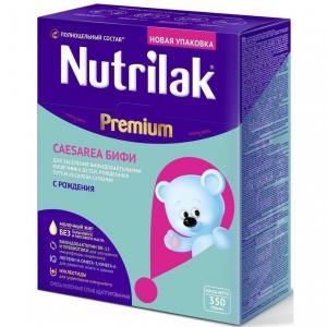 Молочная смесь Нутрилак Premium Caesarea Бифи 0-12 месяцев, 350 г Nutrilak