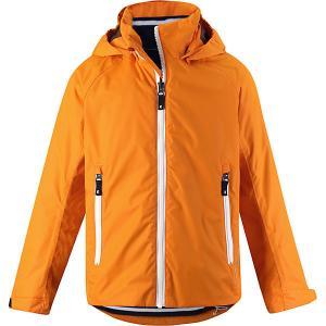 Ветровка  Travel Reima. Цвет: оранжевый
