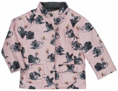 Куртка демисезонная для девочки 17-1008-IK Born