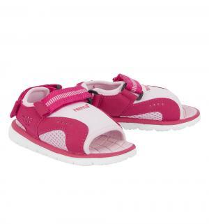 Сандалии  Tippy, цвет: розовый Reima