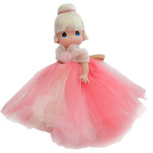 Кукла  Драгоценная в розовом, 30 см Precious Moments