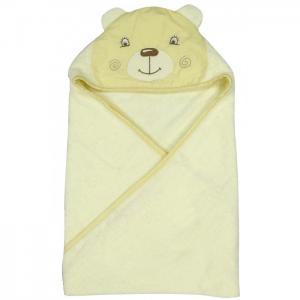 Полотенце с капюшоном Мишка 100х100 см Forest