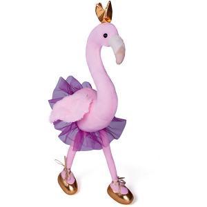 Мягкая игрушка  «Гламурная фламинго» Fancy. Цвет: фиолетово-розовый