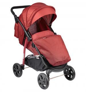 Прогулочная коляска  Versa, цвет: красный BabyHit
