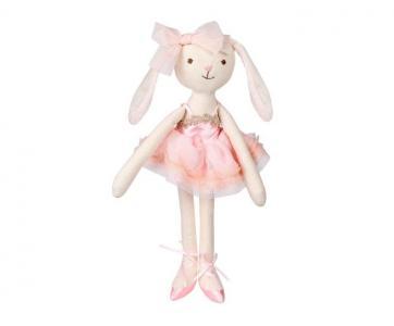 Мягкая игрушка  Зайка тильда 36 см Angel Collection