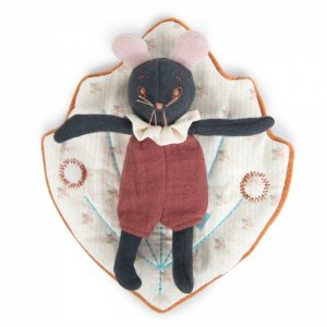 Мягкая игрушка  Маленькая мышка Moulin Roty