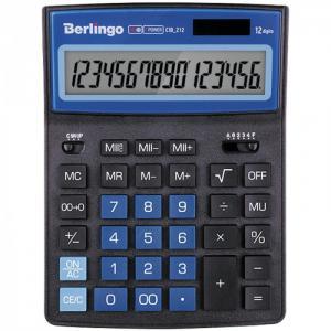 Калькулятор настольный City Style 12 разрядов Berlingo