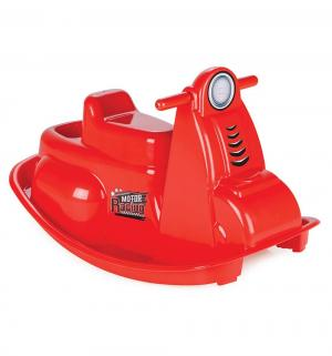 Качалка-мотоцикл  Motor, цвет: красный Pilsan