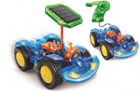 Набор научный Greenex: автомобиль на альтернативной энергии 36509 Amazing
