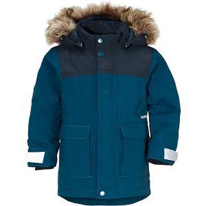 Утеплённая куртка Didriksons Kure DIDRIKSONS1913. Цвет: синий