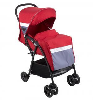 Прогулочная коляска  1009, цвет: красный Glory