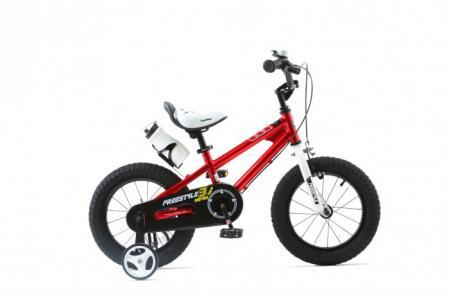 Велосипед двухколесный  Freestyle Steel 16 Royal Baby