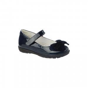 Туфли для девочки Betsy Princess. Цвет: синий