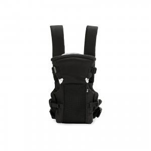 Рюкзак-переноска для детей Carramio, черный Clippasafe