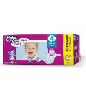 Подгузники  Baby Maxi (7-18 кг) 44 шт. Helen Harper