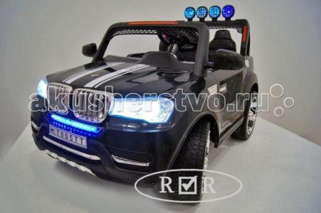 Электромобиль  BMW T005TT 4x4 с дистанционным управлением RiverToys
