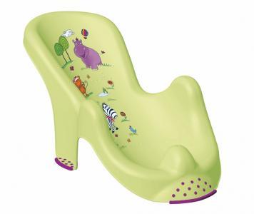 Горка в ванну для купания Keeeper, цвет: зеленый Okt